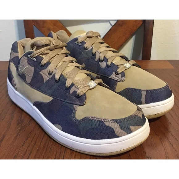 Reebok Daddy Yankee Desert Camo Sneakers Size 10.5.  M 5b20af863e0caa7b98b2b9cc 2f3be89f7